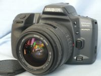 * 500si Super NICE SET * Minolta 500SI Super SLR Camera  c/w 28-70mm Zoom Macro Lens £24.99